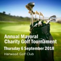 ​Golfers wanted for Mayor's annual charity tournament