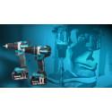 Makita lanserar två nya 18V sladdlösa borrmaskiner.