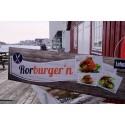 Ny (ror)burger-kjede vokser frem i Lofoten