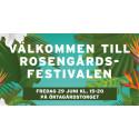 Välkommen till Rosengårdsfestivalen!