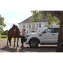 Derfor valgte Norges yngste «godsfrøken» Ford Ranger