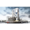 Midroc bjuder in till byggstart för WTC Helsingborg  tillsammans med Scandic Hotels