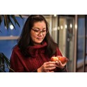 Tuyet gives us keys to healthier apples