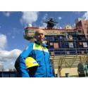 Hon tar polarexpedition till scenen: Regissör Åsa Johannisson på väg till Nordpolen