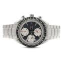 """Klockor 7/9, Nr: 193, OMEGA, Speedmaster, Date, """"Tachymetre"""", Chronometer, Cal 1164 (B)"""