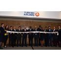Turkish Airlines har börjat flyga till Atlanta, Bogota och Panama