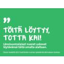 Länsisuomalainen nuori uskoo, että omalta alalta löytyy töitä
