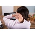 Stress påverkar rehabilitering vid ospecifik nacksmärta