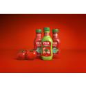 Nu blir ketchupflaskan från Felix grönare än någonsin