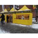 Frivilligpastorerna hjälpte mot studiesvårigheter i Lund.