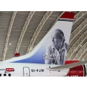 Norwegian's First British Tailfin Hero, Roald Dahl, Adorns Our Newest Boeing 737