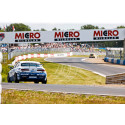 Final i Scandinavian Touringcar Cup på Ring Knutstorp - temperaturen stiger