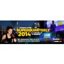 Les Mills Reebok Superquarterly: das Gruppenfitnessevent des Jahres