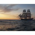 Briggen Tre Kronor åter i Sundsvalls hamn med Östersjöutställning 23-26 september