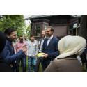 HVORDAN BO OG LEVE I NORGE -  Skanska, VIBRO og Kronprinsparets Fond lanserer lavterskelkurs for unge flyktninger
