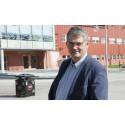 Jan-Olov Johansson, projektledare Centrum för distansöverbryggande teknik (CDT)vid Luleå tekniska universitet.