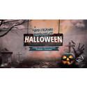Sveriges största Halloweenfirande på Villa Strömpis!