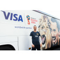 Visa tar Zlatan Ibrahimović till fotbolls-VM