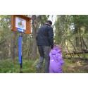 Ekosystemtjänster ger en helhetsbild av Skellefteås mest besökta rekreationsområde