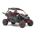 Yamaha Motor Launches YXZ1000R SS for North American Market - Second ROV Pure Sports Model Delivers Fun Gear Changes with Paddle Shift System -