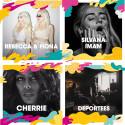 Rebecca & Fiona, Silvana Imam, Cherrie & Deportees m.fl. till Malmöfestivalen!