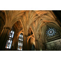 Safe and sympathetic - electrical renovation in religious buildings