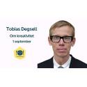 Inbjudan till lunch@expectrum 1 september: Tobias Degsell om kreativitet