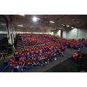 Ny GUINNESS WORLD RECORDS-titel: Den största samlingen människor klädda som Spider-Man