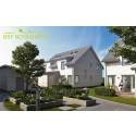 TB-Gruppen säljstartar Brf Botanikern, 16 generösa bostäder med egen täppa i attraktiva Kungsbacka.