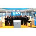 Wirtschaftsstaatssekretär Wünsch besucht Hannover Messe