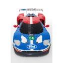 LEGO-udgaven af Ford GT bliver vist frem ved Le Mans