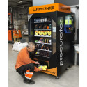 Dygnet-runt-lager med SavePro Vending Machine från Procurator AB