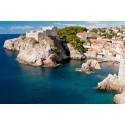 Lämna höstrusket för kritvita sandstränder i Kroatien