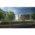 P-hus startskottet för utvecklingen i Solna strand