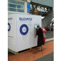 Drinking water as pure as nature intended for Volvo Ocean Race visitors in Auckland