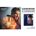 "Global Smartphone Brand Honor Teams with Marvel Studios' Doctor Strange to Bring ""Bravery"" to the Screens"