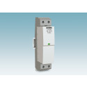 Powerful lightning current arrester for 400/690 V systems