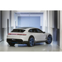 Porsche Mission E Cross Turismo: Eldrevet atlet til den aktive livsstil