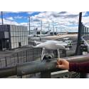 Dronebruk skaper farlige situasjoner i luftfarten