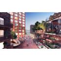 White arkitekter vill utveckla citykvarter till Lunds nya mötesplats