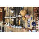 Shopping i Kaleici, gamla staden i Antalya