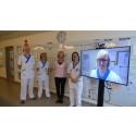 Brännskadecentrum på Akademiska nominerat till Guldskalpellen