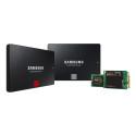 Samsungin SSD-mallisto vahvistuu kahdella SATA-levyllä: 860 PRO ja 860 EVO