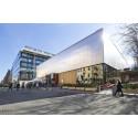 Tillfällig saluhall nomineras för arkitekturpris