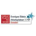Bostads AB Mimer - Sveriges tredje bästa arbetsplats