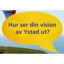 Ystads kommun tar Facebook till hjälp i visionsdialogen