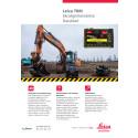 Leica TRM Skovlgenkendelse - teknisk datablad