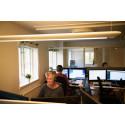Releasys kontor i Bergshamra