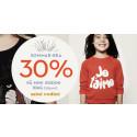 Surprice: 30% på Mini Rodini
