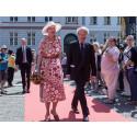 Dronningen åbner Nationalmuseets danefæudstilling